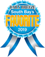 Daily Breeze South Bay's Favorite 2019